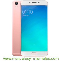 Oppo R9 Manual de Usuario PDF