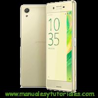 Sony Xperia X Manual de Usuario PDF smartphone libre sony xperia z1 compact smartphone de sony ultimo smartphone sony