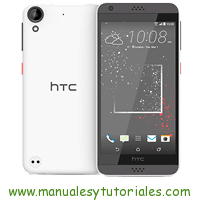HTC Desire 530 Manual de Usuario PDF