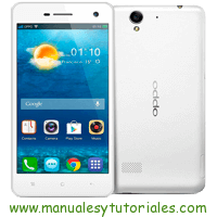 Oppo Mirror 3 Manual de Usuario PDF