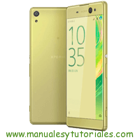 Sony Xperia XA Ultra Manual de Usuario PDF