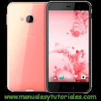 HTC U Ultra Manual de Usuario PDF