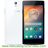 Oppo Find 5 mini Manual de Usuario PDF
