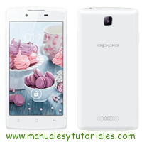 Oppo Neo Manual de Usuario PDF