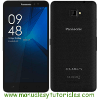 Panasonic Eluga S Manual de Usuario PDF