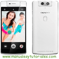 OPPO N3 Manual de Usuario PDF