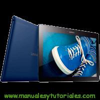 Lenovo TAB 2 A10-30 Manual de Usuario PDF