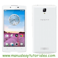Oppo Neo 3 Manual de Usuario PDF