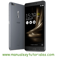 Asus ZenFone 3 Ultra Manual de Usuario PDF