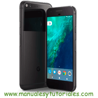 Google Pixel XL Manual de Usuario PDF