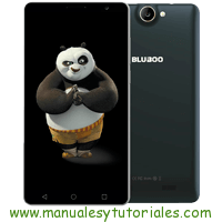 Bluboo X550 Manual de Usuario PDF