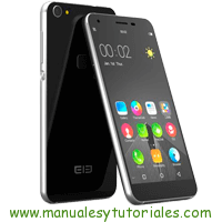 Elephone S1 Manual de Usuario PDF