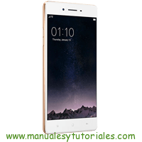 Oppo F1 Manual de Usuario PDF