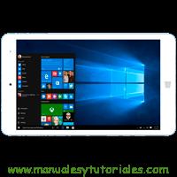 Chuwi Hi8 Pro Manual de Usuario PDF
