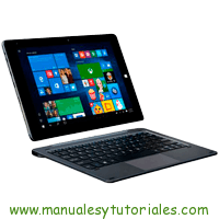 Chuwi HiBook Manual de Usuario PDF