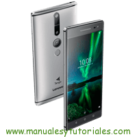 Lenovo PHAB 2 Pro Manual de Usuario PDF
