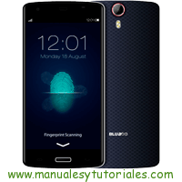 Bluboo X6 Manual de Usuario PDF