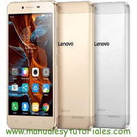 Lenovo Vibe K5 Manual de Usuario PDF
