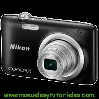 Nikon Coolpix A100 Manual de Usuario PDF