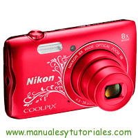 Nikon Coolpix A300 manual