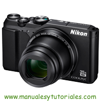 Nikon Coolpix A900 manual