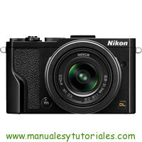 Nikon DL24-85 Manual de Usuario PDF