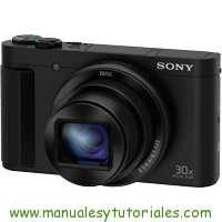 Sony DSC-HX80 Manual de Usuario PDF