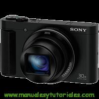 Sony DCS-HX90 Manual de Usuario PDF
