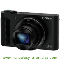 Sony DCS-HX90V Manual de Usuario PDF