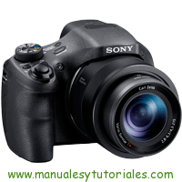 Sony DSC-HX350 Manual de Usuario PDF