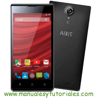 Airis TM51Q Manual de Usuario PDF