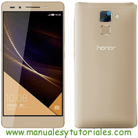 Honor 7 Manual de Usuario PDF