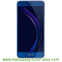 Honor 8 Manual de Usuario PDF