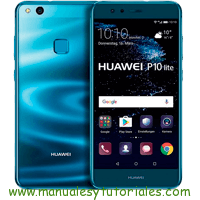 Huawei P10 Lite Manual de Usuario PDF