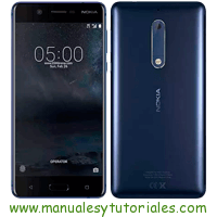 Nokia 5 Manual de Usuario PDF