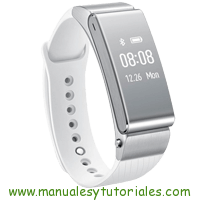 Huawei TalkBand B2 Manual de Usuario PDF