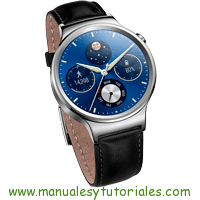Huawei Watch Manual de Usuario PDF