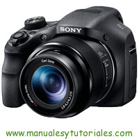 Sony DSC-HX300 Manual de Usuario PDF