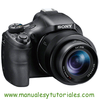 Sony DSC-HX400V Manual de Usuario PDF
