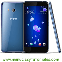 HTC U11 Manual de Usuario PDF