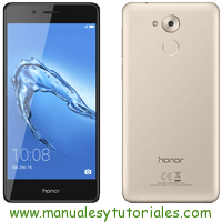 Honor 6C Manual de Usuario PDF