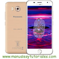 Panasonic Eluga Prim Manual de Usuario PDF