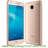 Honor 5C Manual de Usuario en PDF español
