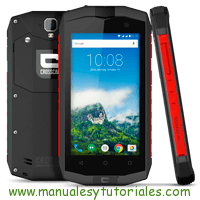 Crosscall TREKKER-M1 CORE Manual de Usuario en PDF español