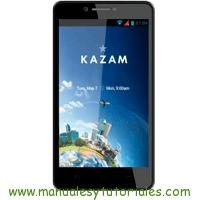 Kazam Trooper 2 6.0 Manual de Usuario en PDF español