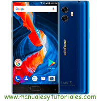Ulefone Mix Manual de Usuario en PDF español
