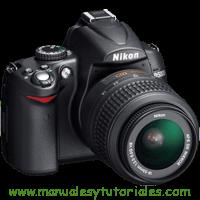 Nikon D5000 Manual de Usuario en PDF español