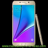 Samsung Galaxy Note 5 Manual de Usuario en PDF español
