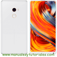 Xiaomi Mi MIX 2 Manual de Usuario en PDF español