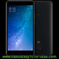 Xiaomi Mi Max 2 Manual de Usuario en PDF español